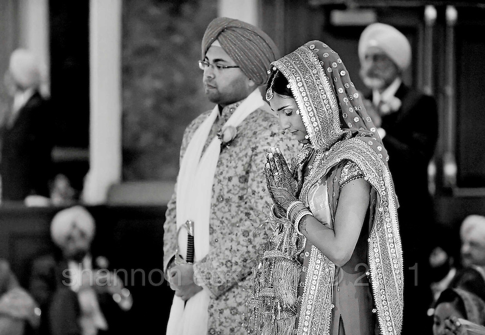 Wedding of Himani Singh & Parthajeet Chowdhuri..Ceremony & reception at Fairmont Royal York Hotel.Wedding of Himani Singh & Parthajeet Chowdhuri.Fairmont Royal York Hotel..Brides Parents Prem & Harcharan Singh.Brides Brother Jaiveer..Grooms Parents Jayasri & Manas Roy ChowdhuriWedding of Himani Singh & Parthajeet Chowdhuri..Ceremony & reception at Fairmont Royal York Hotel.