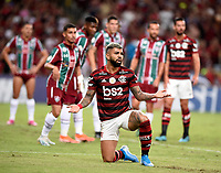 019-10-20 Rio de Janeiro, Brazil soccer match between the teams of Flamengo and Fluminense , validated by the Brazilian Football Championship  Photo by André Durão / Swe Press Photo