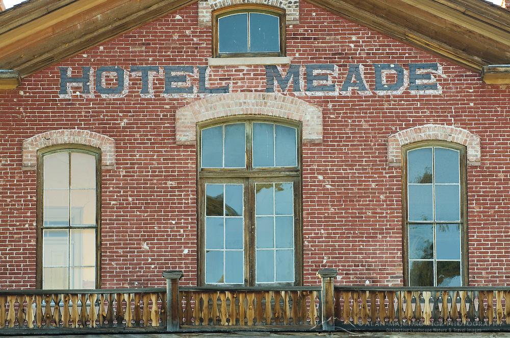 Hotel Meade, Bannack State Park Montana