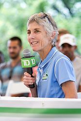 Beach to Beacon 10K press day: Joan Benoit Samuelson,
