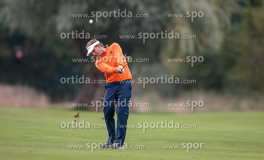 27.09.2015, Beckenbauer Golf Course, Bad Griesbach, GER, PGA European Tour, Porsche European Open, im Bild Joost Luiten (NED) // during the European Tour, Porsche European Open Golf Tournament at the Beckenbauer Golf Course in Bad Griesbach, Germany on 2015/09/27. EXPA Pictures © 2015, PhotoCredit: EXPA/ JFK