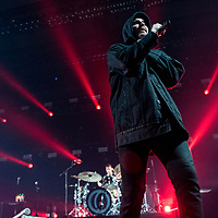 You Me At Six in concert at The SSEC Glasgow Scotland, Great Britain 13th April 2017