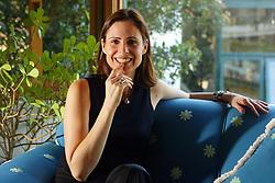 Entrevista exclusiva com Silvia Pfeifer no Hotel KUR, em Gramado durante o 31 Festival de Cinema de Gramado.<br /> FOTO: JEFFERSON BERNARDES