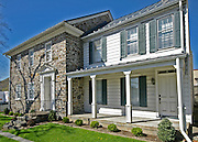 Montgomery House, Montour County Historical Society, Pennsylvania