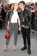 NEW YORK, NY - SEPTEMBER 15:  Actors Bella Thorne and Gregg Sulkin attends Diesel Black Gold Spring 2016 New York Fashion Week on September 15, 2015 in New York City.  (Photo by Joe Kohen/Getty Images) *** Local Caption *** Bella Thorne; Gregg Sulkin