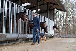 Van Erp Adri, NED<br /> Dressuurstal Van Erp - Heesch 2020<br /> © Hippo Foto - Dirk Caremans<br /> 21/02/2020