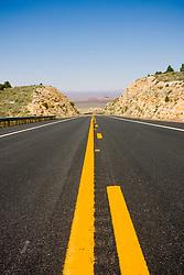 US Highway 89, east of the Grand Canyon, Arizona