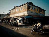 Pyin U Lwin, Burma, 2008.