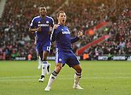 Southampton v Chelsea 281214