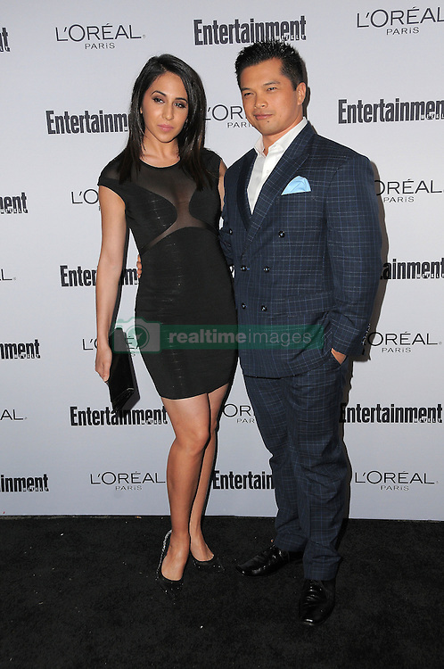 Gabrielle Ruiz, Vincent Rodriguez III bei der 2016 Entertainment Weekly Pre Emmy Party in Los Angeles / 160916<br /> <br /> ***2016 Entertainment Weekly Pre-Emmy Party in Los Angeles, California on September 16, 2016***