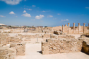 Cyprus, Pafos Archeological site Roman period house of Theseus