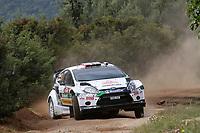 MOTORSPORT - WRC 2011 - RALLYE ITALIA SARDEGNA - OLBIA (ITA) - 05/05 TO 08/05/2011 - PHOTO : BASTIEN BAUDIN / DPPI 06 MADS OSTBERG (NOR) / JONAS ANDERSSON (SWE) - FORD FIESTA RS WRC - M-SPORT STOBART FORD WORLD RALLY TEAM - ACTION