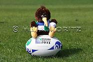 Ball & Mascot
