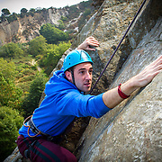 Dun Laoghaire - Rock Climbing at Dalkey Quarry with Adventure Burn
