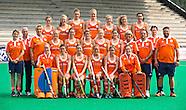 2013 Nederlands dames HWL