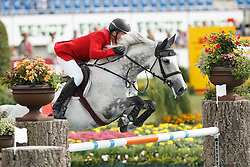 Beerbaum Ludger, (GER), Chiara<br /> Team and 1th individual qualifier <br /> FEI European Championships - Aachen 2015<br /> © Hippo Foto - Dirk Caremans<br /> 19/08/15