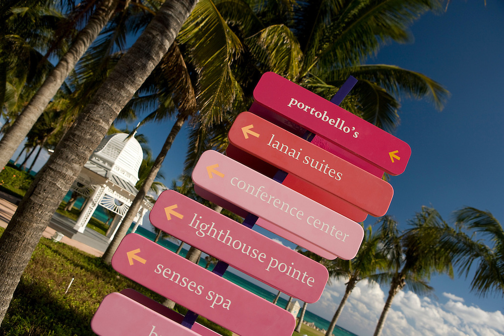 Hotel, Grand Bahama Island, Bahamas