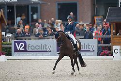 Donkers Esmee, NED, Chaina<br /> Nederlands Kampioenschap Dressuur <br /> Ermelo 2017<br /> © Hippo Foto - Dirk Caremans<br /> 16/07/2017