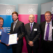 Images from the 2014 GTSC Probabtion Event Pictured are Jackie Brock (Chief Executive of Children First), David Crozier (Comhairie Nan Eilean Siar),,Ken Muir (Chief Executive GTCS) and Derek Thompson (Convener GTCS). Thursday 12th June 2014.