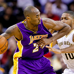11-12-2014 Los Angeles Lakers at New Orleans Pelicans