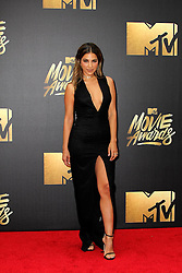 Liz Hernandez, at the 2016 MTV Movie Awards, Warner Bros. Studios, Burbank, CA 04-09-16. EXPA Pictures © 2016, PhotoCredit: EXPA/ Photoshot/ Martin Sloan<br /> <br /> *****ATTENTION - for AUT, SLO, CRO, SRB, BIH, MAZ, SUI only*****