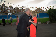 JEREMY PAXMAN; RACHEL JOHNSON, Rachel Johnson book launch of Fresh Hell, Acklam Village Market, Acklam Rd. London W10.
