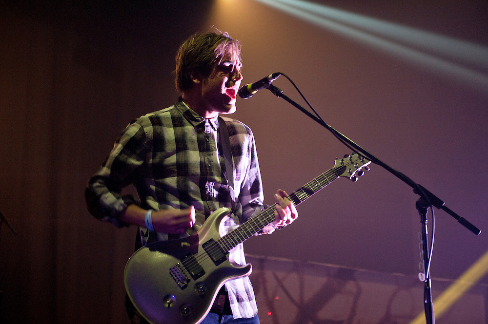 Fightstar, live at O2 Academy Brixton, London on 27/02/15