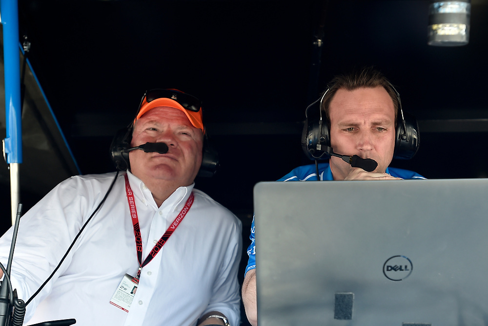 Chip Ganassi<br /> Friday 13 April 2018<br /> Toyota Grand Prix of Long Beach<br /> Verizon IndyCar Series<br /> Streets of Long Beach, California USA<br /> World Copyright: Scott R LePage<br /> LAT Images
