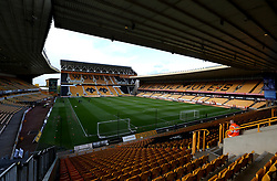 A general view of Molineux home of Wolverhampton Wanderers - Mandatory by-line: Robbie Stephenson/JMP - 25/04/2017 - FOOTBALL - Molineux - Wolverhampton, England - Wolverhampton Wanderers v Huddersfield Town - Sky Bet Championship