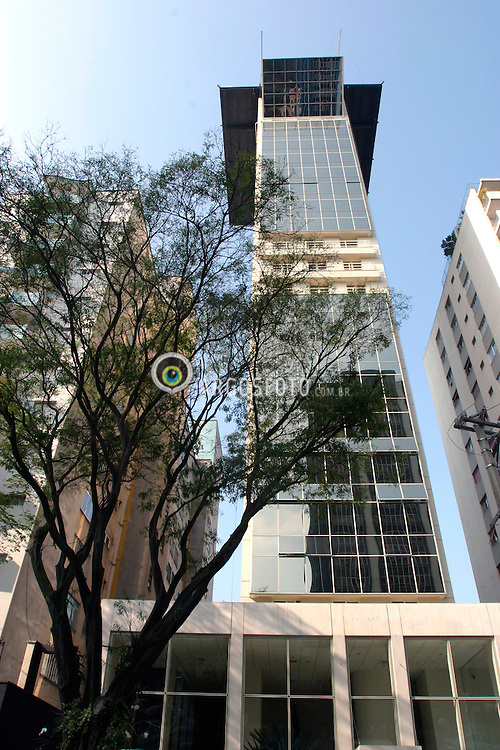 Sao Paulo, Sao Paulo, Brasil. 15/09/2003..HOTEL EMILIANO - Hotel Emiliano, que fica na regiao dos Jardins./ Emiliano Hotel, in Jardins region..foto © Adri Felden/Argosfoto