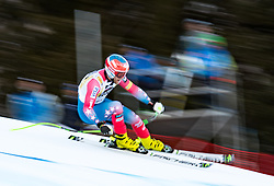16.12.2016, Saslong, St. Christina, ITA, FIS Ski Weltcup, Groeden, Super G, Herren, im Bild Steven Nyman (USA) // Steven Nyman of the USA in action during men's SuperG of FIS Ski Alpine World Cup at the Saslong race course in St. Christina, Italy on 2016/12/16. EXPA Pictures © 2016, PhotoCredit: EXPA/ Mitchell Gunn