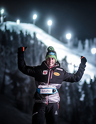23.11.2017, Ruka, FIN, Willi Denifl im Portrait, im Bild der Österreichische Nordische Kombinierer Willi Denifl bei einem Fototermin am Abend // the Austrian Nordic Combined Athlete Willi Denifl during a photo session in the night in Ruka, Finland on 2017/11/23. EXPA Pictures © 2017, PhotoCredit: EXPA/ JFK