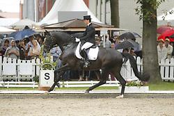 RONGEN Miranda, Sir Fashion<br /> Warendorf Bundeschampionate - 2011<br /> <br /> (c) www.sportfotos-Lafrentz. de/Stefan Lafrentz