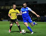 Burton Albion v Ipswich Town 14 April 2017