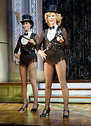 Stepping Out <br /> by Richard Harris <br /> at The Vaudeville Theatre, London, Great Britain <br /> press photocall <br /> 9th March 2017 <br /> <br /> Amanda Holden as Vera <br /> <br /> <br /> Photograph by Elliott Franks <br /> Image licensed to Elliott Franks Photography Services