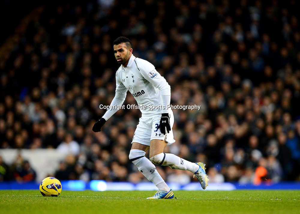 22nd December 2012 - Barclays Premier League - Tottenham Hotspur v Stoke City - Sandro of Tottenham Hotspur - Photo: Marc Atkins / Offside.
