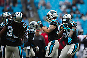 December 24, 2016: Carolina Panthers vs Atlanta Falcons. Thomas Davis