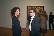 MOLLIE DENT-BROCKLEHURST; HOSSEIN QIZILBASH, Panta Rhei. An exhibition of work by Keith Tyson. The Pace Gallery. Burlington Gdns. 6 February 2013.