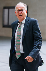 © Licensed to London News Pictures. 10/01/2016. London, UK. Shadow Justice Secretary Lord Falconer arrives at BBC Broadcasting House in London to appear on The Andrew Marr show on BBC One on Sunday, 10 January 2016. Photo credit: Tolga Akmen/LNP