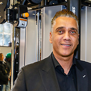 NLD/Hilversum/20180114 - opening Personal Power Gym Hilversum, Franlin Brown