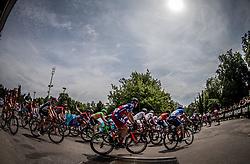 Gasper Katrasnik (SLO) of KK Adria Mobil during Stage 2 of 24th Tour of Slovenia 2017 / Tour de Slovenie from Ljubljana to Ljubljana (169,9 km) cycling race on June 16, 2017 in Slovenia. Photo by Vid Ponikvar / Sportida