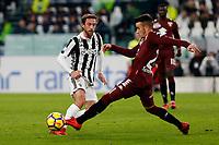 Juventus-Torino - Quarti di finale Tim Cup - Nella foto:  Claudio Marchisio