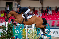 BETTENDORF Charlotte (LUX), Raia d´Helby<br /> Münster - Turnier der Sieger 2019<br /> BRINKHOFF'S NO. 1 -  Preis<br /> CSI4* - Int. Jumping competition  (1.50 m) -<br /> 1. Qualifikation Grosse Tour <br /> Large Tour<br /> 02. August 2019<br /> © www.sportfotos-lafrentz.de/Stefan Lafrentz