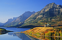 Prince of Wales Hotel, Waterton Lakes National Park, Waterton, Alberta, Canada