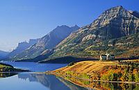 Prince of Wales Hotel, Waterton Lakes National Park, Waterton, Alberta, Canada