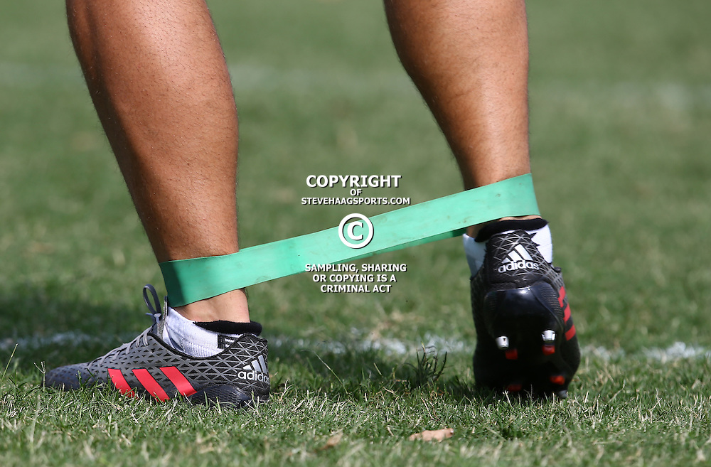 DURBAN, SOUTH AFRICA, 8 September, 2016 - General views during The Cell C Sharks training session at Growthpoint Kings Park in Durban, South Africa. (Photo by Steve Haag)<br /> <br /> images for social media must have consent from Steve Haag