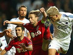 19 Aug 2014 FC København - Bayer Leverkusen