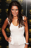 LONDON - May 29: Gemma Oaten at the Lipsy VIP Fashion Awards 2013 (Photo by Brett D. Cove)