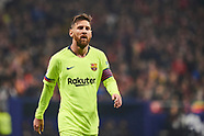 112418 Atletico de Madrid and F.C. Barcelona, La Liga football match