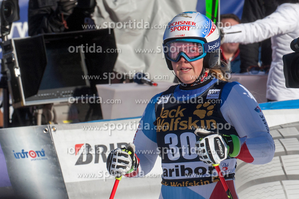 Melanie Meillard (SUI) during 6th Ladies' Giant slalom at 53rd Golden Fox - Maribor of Audi FIS Ski World Cup 2015/16, on January 7, 2017 in Pohorje, Maribor, Slovenia. Photo by Marko Vanovsek / Sportida